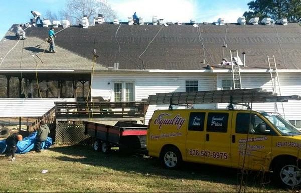 Roofers In Atlanta